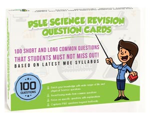 Psle science revision question cards psle science revision question cards publicscrutiny Gallery